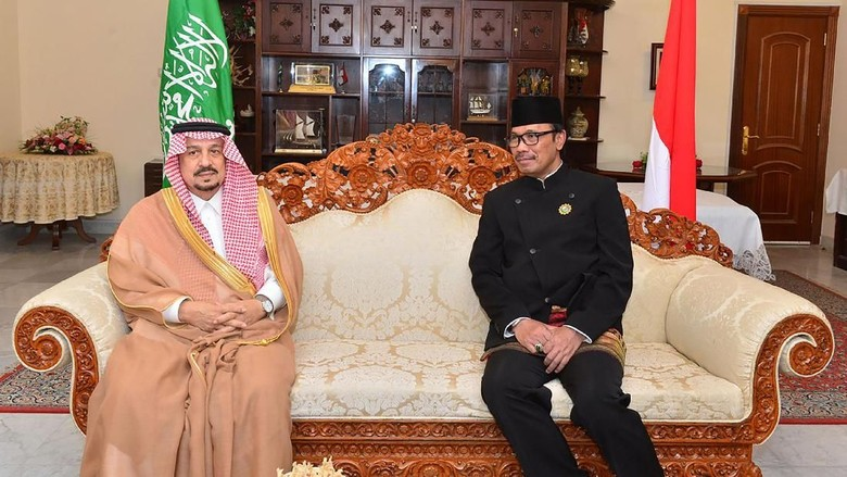 Pangeran Saudi: Sudah Kewajiban Beri Rasa Aman WNI di Arab, Mereka Saudara