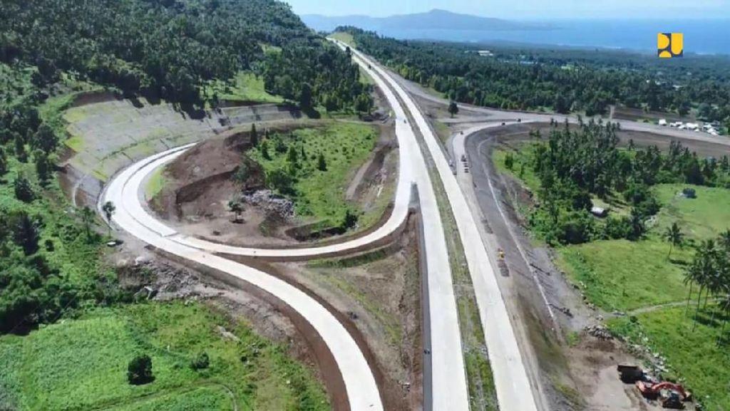 Target Operasi April 2020, Ini Penampakan Tol Manado-Bitung