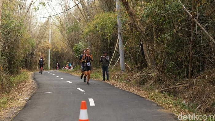 Alas Purwo Geopark Green Run digelar besok (Foto: Ardian Fanani/detikcom)