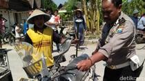 Wakapolsek Pangkur Ngawi Meninggal Ditabrak Truk
