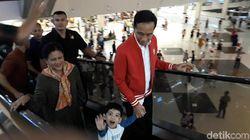 Tanpa Gibran-Selvi, Jan Ethes Ngemal Bareng Jokowi-Iriana