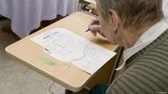 Peneliti: Risiko Demensia Bagi Tuna Aksara Tiga Kali Lebih Besar