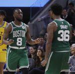 Hasil NBA: Bekuk Warriors, Celtics Terus Melaju Kencang