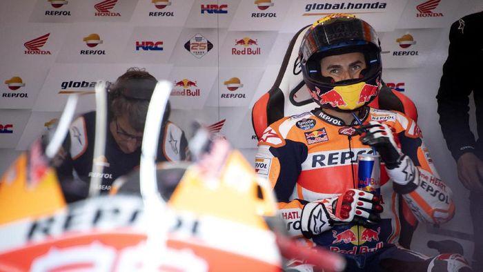 Jorge Lorenzo melesat di Yamaha, menurun di Ducati, dan selesai di Honda (Mirco Lazzari gp/Getty Images)