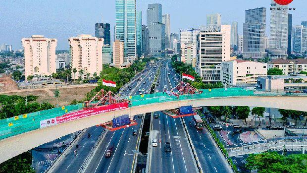Insinyur Srikandi Long Span LRT Terpanjang di Dunia Sempat Diremehkan
