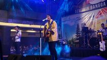 Malam Minggu Anji Buat Galau Pengunjung Avanza-Veloz Sebangsa Bandung