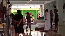 Video Pria Ngamuk di Masjid Lalu Tusuk Bocah