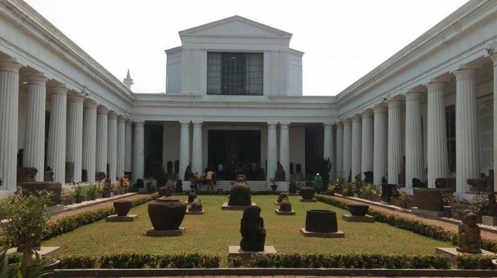 Wisata Edukasi di Jakarta, ke Museum Nasional Saja