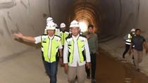 Sudah 95%, Terowongan Penangkal Banjir Citarum Operasi Januari 2020