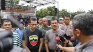 Jenazah 2 Terduga Teroris di Medan Dibawa ke RS Bhayangkara