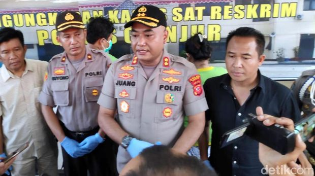 Pasutri Asal Banten Ini Ditangkap