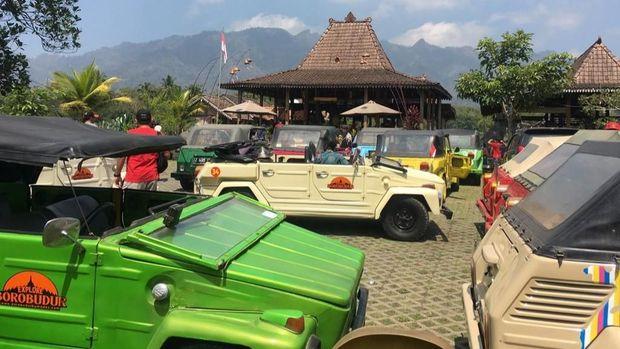 Wisata VW di Borobudur