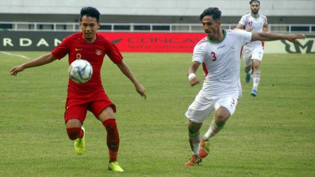 Timnas Indonesia U-23 akan melawan Thailand di laga pertama.