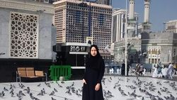 Hati Bergetar, Juara 3 Sunsilk Hijab Hunt Ini Tak Sangka Bisa Umrah