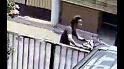 Pelaku Teror Air Keras ke 6 Siswi di Kembangan Tertangkap CCTV