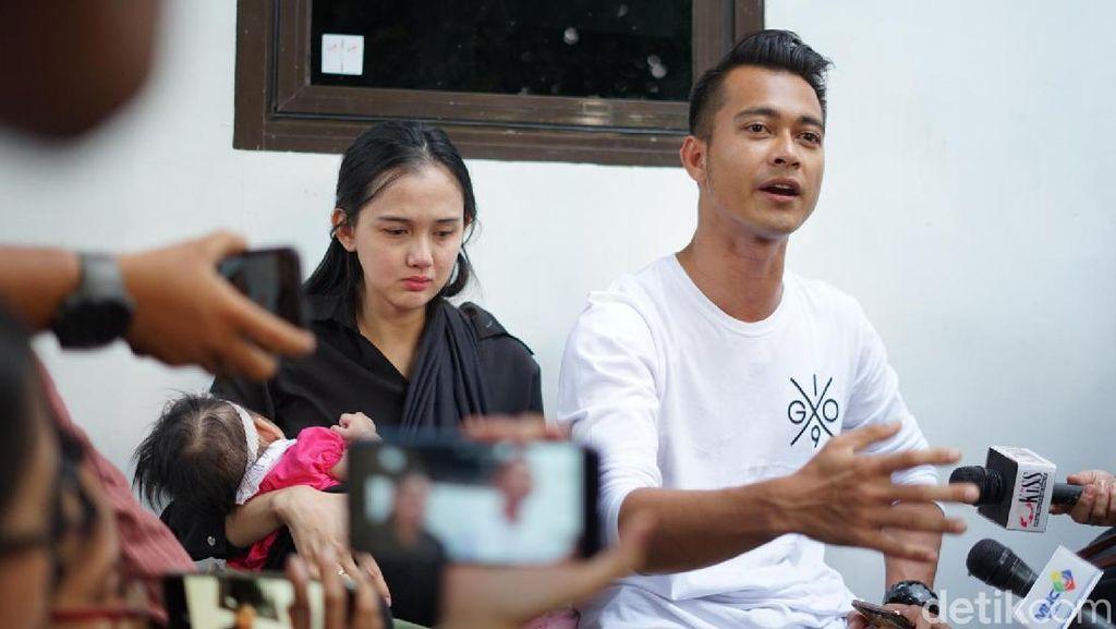 Eza Gionino Resmi Lapokan Penjual Ikan yang Ancam Bunuh Anak dan Istri