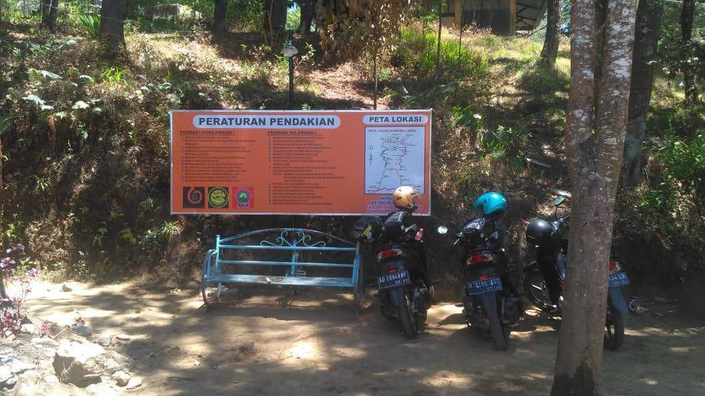 Kebakaran Lawu, Jalur Pendakian Candi Cetho-Cemoro Kandang Ditutup