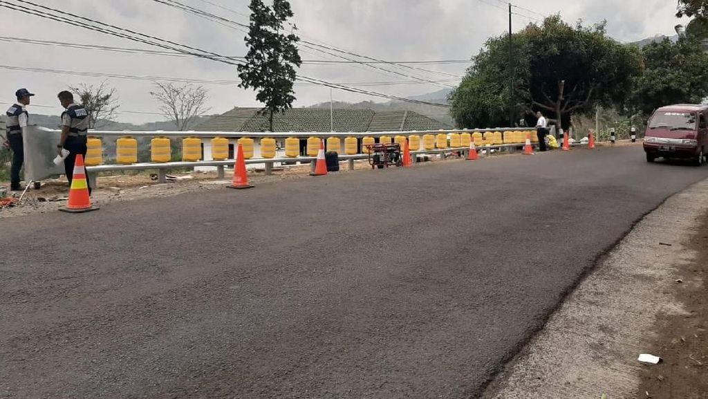 Roller Barrier Terpasang, Kang Emil Minta Netizen Jangan Lakukan Ini