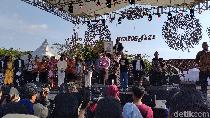 Buka Ngayogjazz 2019, Mahfud Md: Djaduk Sukses Bawa Jazz ke Desa