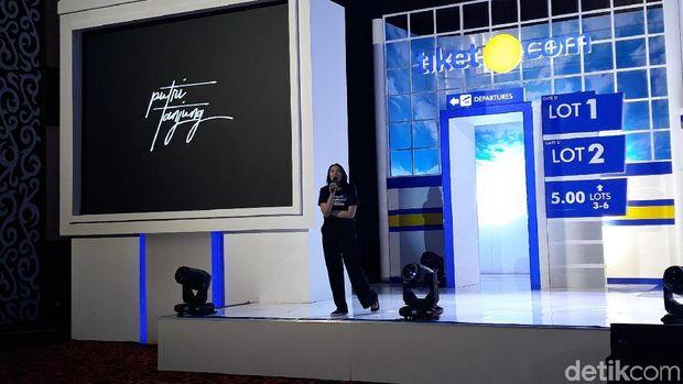 Tips Jadi Pengusaha Sukses, Putri Tanjung: Jadikan Cibiran Sebagai Motivasi