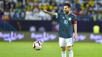 Tite: Messi Tak Selevel dengan Pele