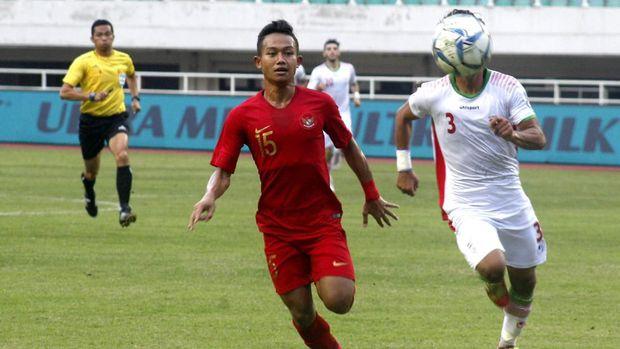 Timnas Indonesia U-23 bertolak ke Filipina pada Kamis (21/11).