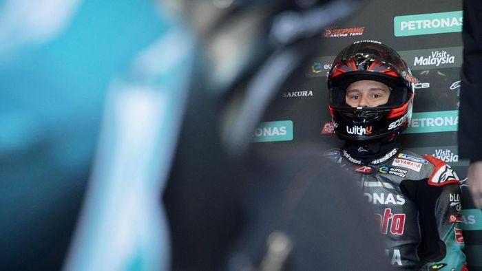 Fabio Quartararo masih mencari kemenangan perdananya di MotoGP 2019 (Foto: Photo by Mirco Lazzari gp/Getty Images)
