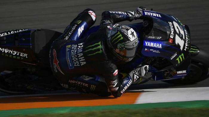 Vinales: Putaran Pertama Jadi Kunci di MotoGP Valencia