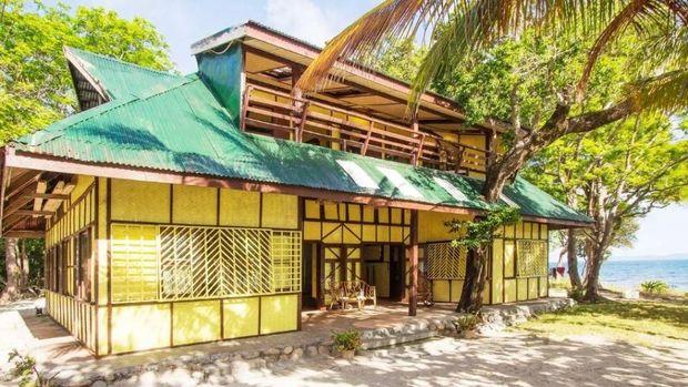 Mengintip Keindahan Pulau Pribadi di Filipina
