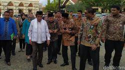 Kakanwil Curhat ke Menag Pembangunan Asrama Haji Aceh Mangkrak 6 Tahun