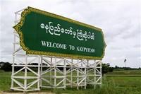 Nama Naypyidaw artinya Rumah Para Raja. Wilayah kota ini luas namun penduduknya sedikit. (Reuters)