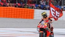 Marquez: Musim yang Sempurna dan Akan Sulit Diulang