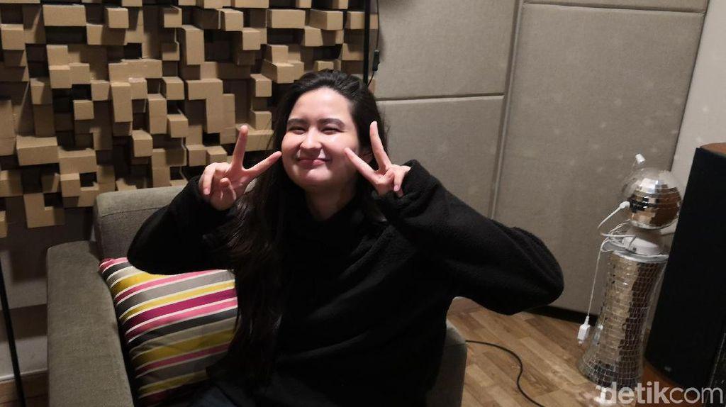 Hore! Stephanie Poetri Sabet Piala di MAMA 2019
