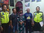 Insiden Wanita Kesenggol Truk Hingga Nyemplung Got Berujung Damai