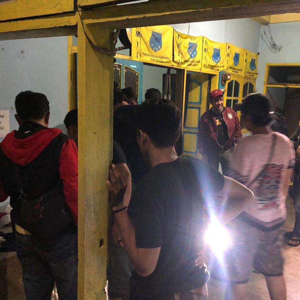 PMII Kecam Penyerangan Sekretariatnya di Makassar