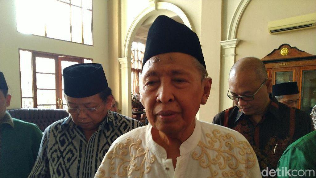 Hamzah Haz Nasihati Sukmawati agar Hati-hati Berbicara
