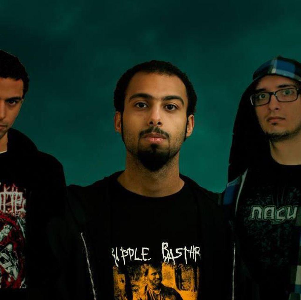 Arab Saudi Gelar Pertunjukan Band Metal Perdana