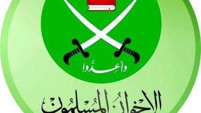 Lambang Ikhwanul Muslimin (Akun Twitter resmi Muslim Brotherhood)
