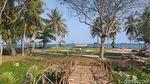 Kondisi Terkini Tempat Bekas Panggung Seventeen yang Disapu Tsunami