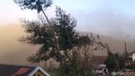 Angin Kencang Bercampur Debu di Batu Mereda, Belum Ada Evakuasi Warga