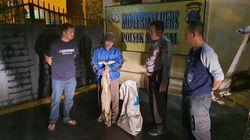 Polisi Tangkap Pelaku Pembuang Bangkai Babi di Medan