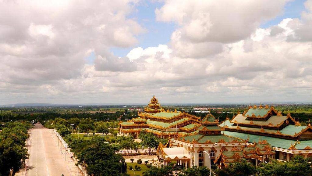 Ibu Kota Myanmar dan Cerita di Balik Pemindahannya