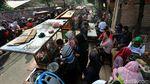 Diatur Anies, Begini Potret Suasana Zona PKL Jualan saat CFD