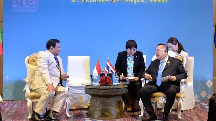 Pertemuan Menhan Prabowo dalam ADMM Plus (Foto: Dok. Istimewa)