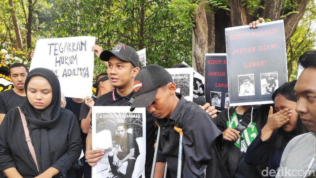 Beda Keterangan Polisi dan Saksi Soal Tabrak Lari Grabwheels