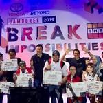 1.500 Peserta Ramaikan Jamboree, Jajal Elektrifikasi Toyota
