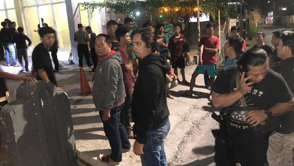 2 Asrama Mahasiswa di Makassar Diserang Molotov Dini Hari, 1 Orang Luka