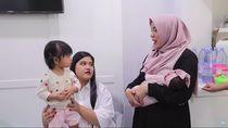 Syahnaz dan Tya Kaget Lihat Kado Kahiyang Ayu untuk Anak Fitri Tropica