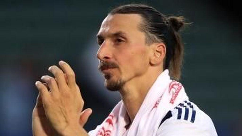 Bologna Tunggu Kepastian dari Ibrahimovic