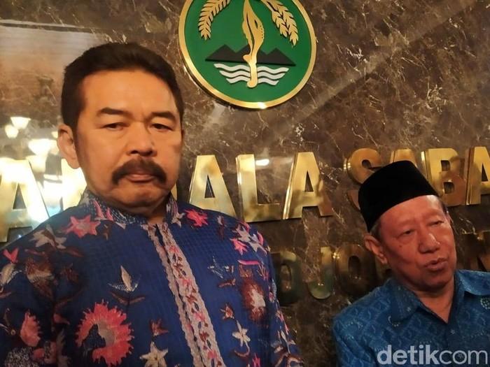 Jaksa Agung ST Burhanuddin. (Foto: Dony Indra Ramadhan/detikcom)